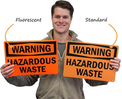 Biohazard Safety Signs