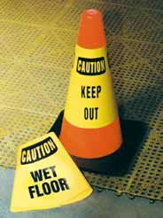 Cone Message Collars