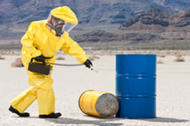 Testing Radioactivity