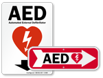 AED Signs