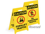 All Forklift Signs