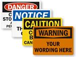 All OSHA Signs