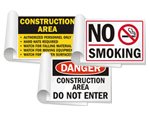 Construction SignBooks