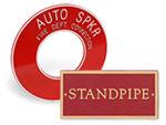 FDC Standpipe Plates