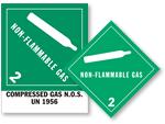 Non-Flammable Gas
