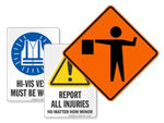Construction Symbol Signs
