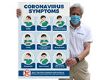 Coronavirus Safety Signs