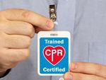 CPR Badges