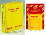 Safety Data Sheet Binders
