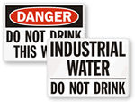 Do Not Drink the Water