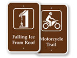 Park Guide Signs - F to M