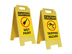 Floor Safety Signs & Stencils