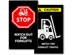 Forklift Safety Mats