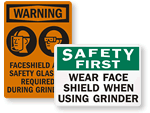 Grinding Warnings