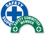 First Aid Committee Labels