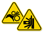 ISO Warning Signs