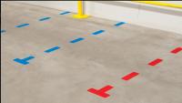 5S Floor Markers