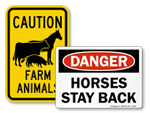 More Farm Safety Signs