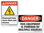 Multiple Source Signs