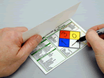 NFPA Labels with Guide