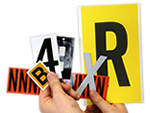 Adhesive Numbers & Letters