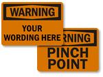 OSHA Warning Signs
