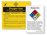Oxygen Warning Labels