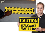 Pedestrian Walkways