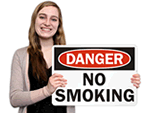 Printable No Smoking Signs