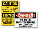 Personal Protective Equipment Labels   PPE Labels