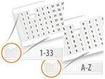 Wire Marker Card