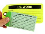 Rework Tags  – the World's Best!