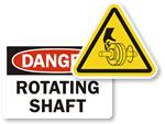 Rotating Equipment Labels
