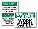 Safety Awareness Signs