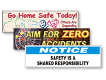 Safety Banners - 28