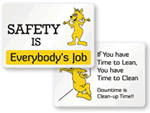 Safety Fox Signs