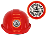 Scaffold Hard Hat Stickers