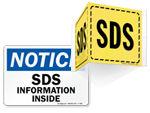 SDS Signs