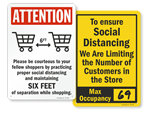 Signs for Stores