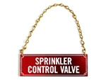 Sprinkler Tags