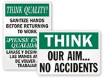 Think Signs