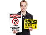 Tip Over Hazards