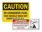 Truck Labels
