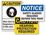 Wear PPE