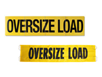 Wide Load Banners & Signs