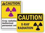 X-Ray Warning Signs