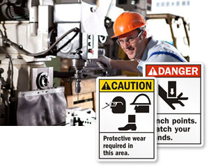 ANSI Safety Signs | ANSI Signs