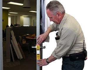 Door frame magnet