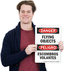 Flying Object Signs