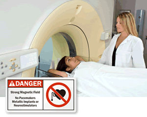 MRI Warning Signs